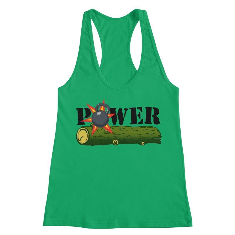 Power Women's Tank by Power Artist Shop