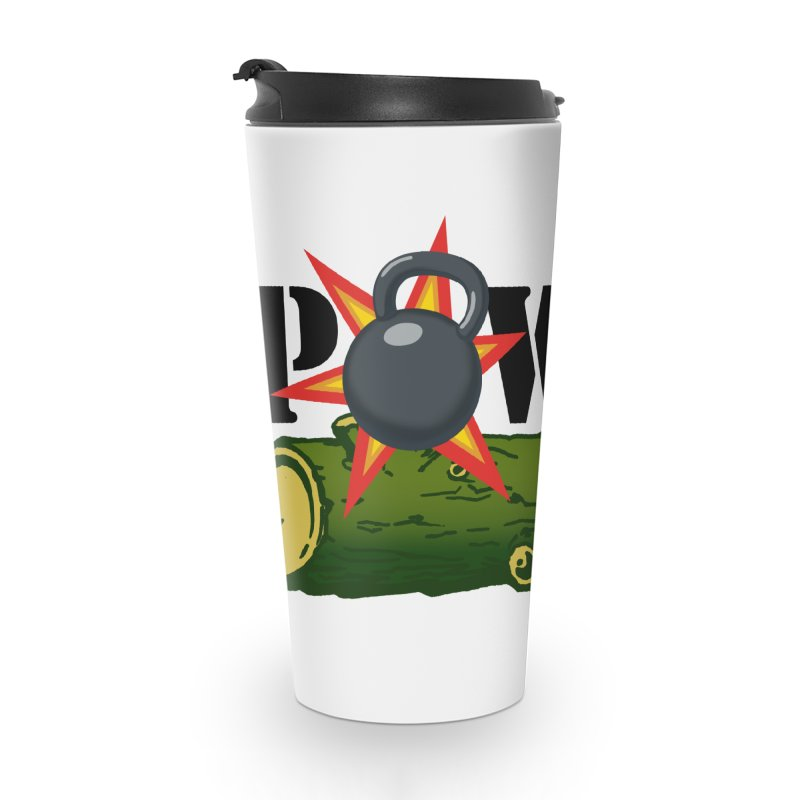 Power Accessories Mug by Power Artist Shop
