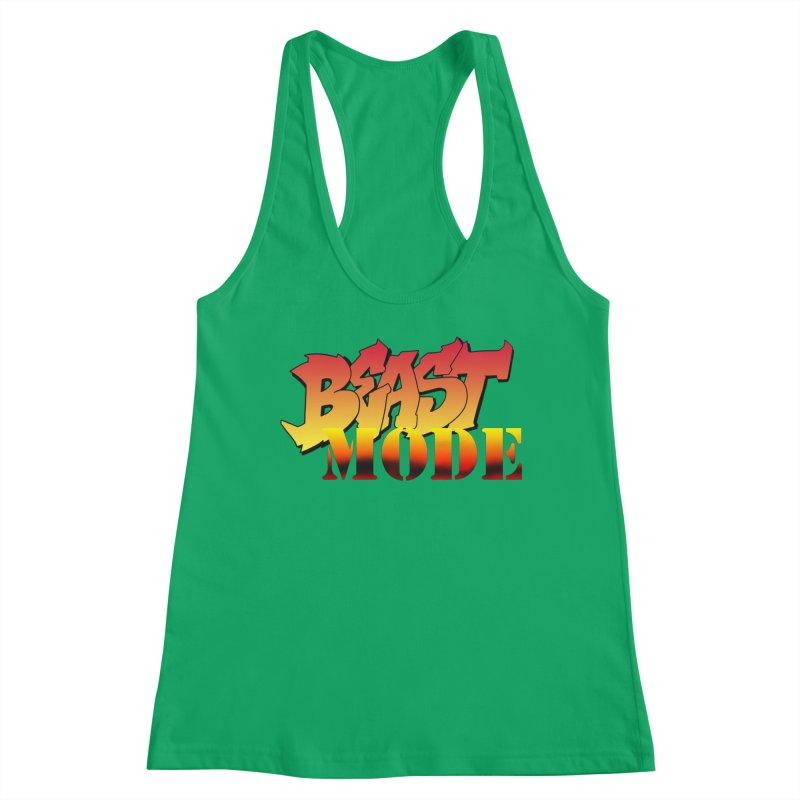 Beast Mode Women's Tank by Power Artist Shop