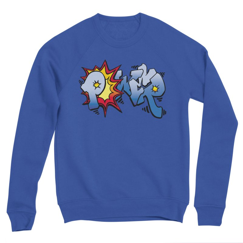 Explosive Power! Men's Sweatshirt by Power Artist Shop