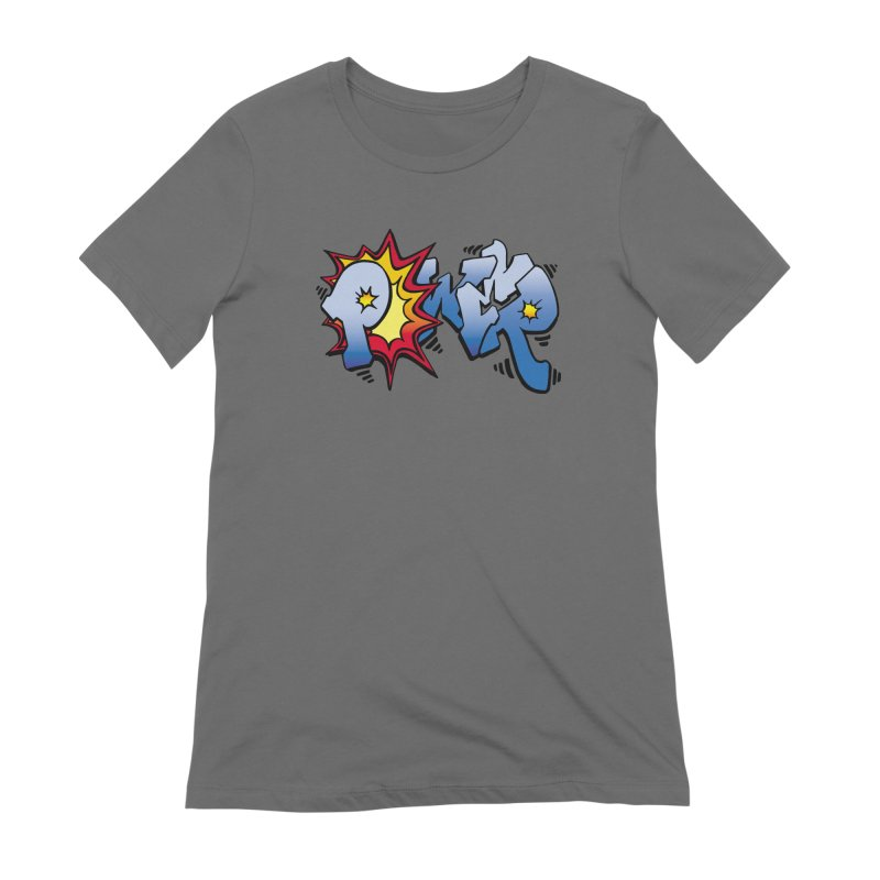 Explosive Power! Women's T-Shirt by Power Artist Shop