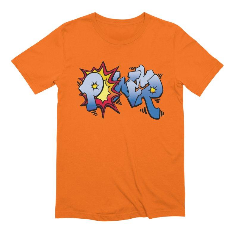 Explosive Power! Men's Extra Soft T-Shirt by Power Artist Shop