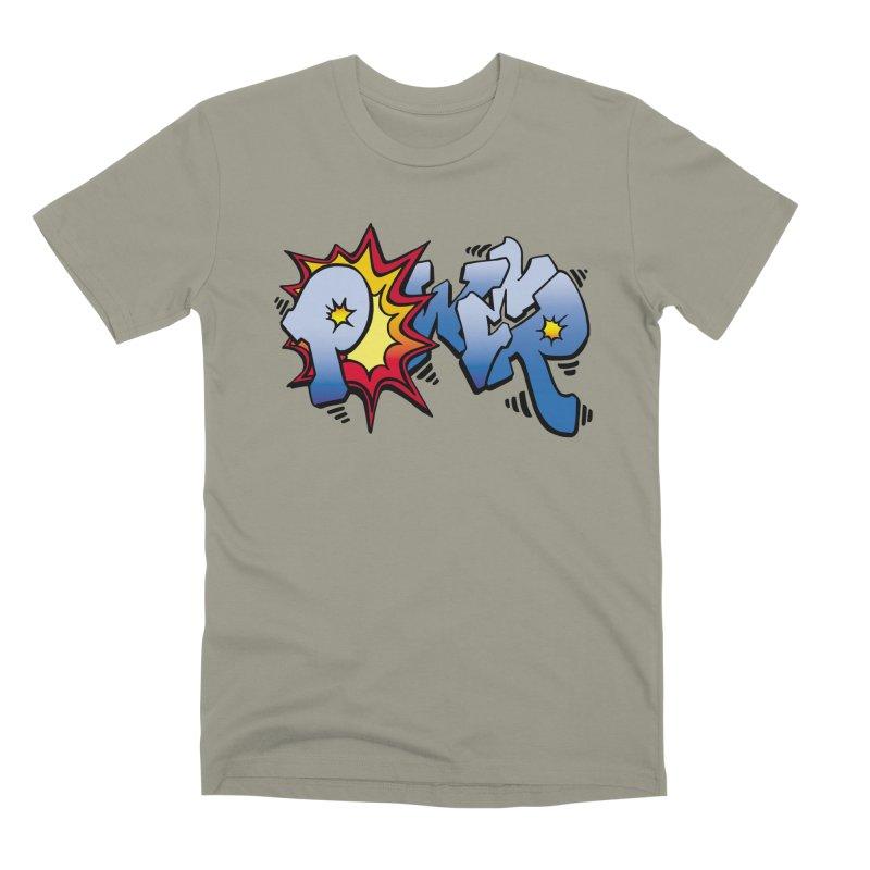 Explosive Power! Men's Premium T-Shirt by Power Artist Shop