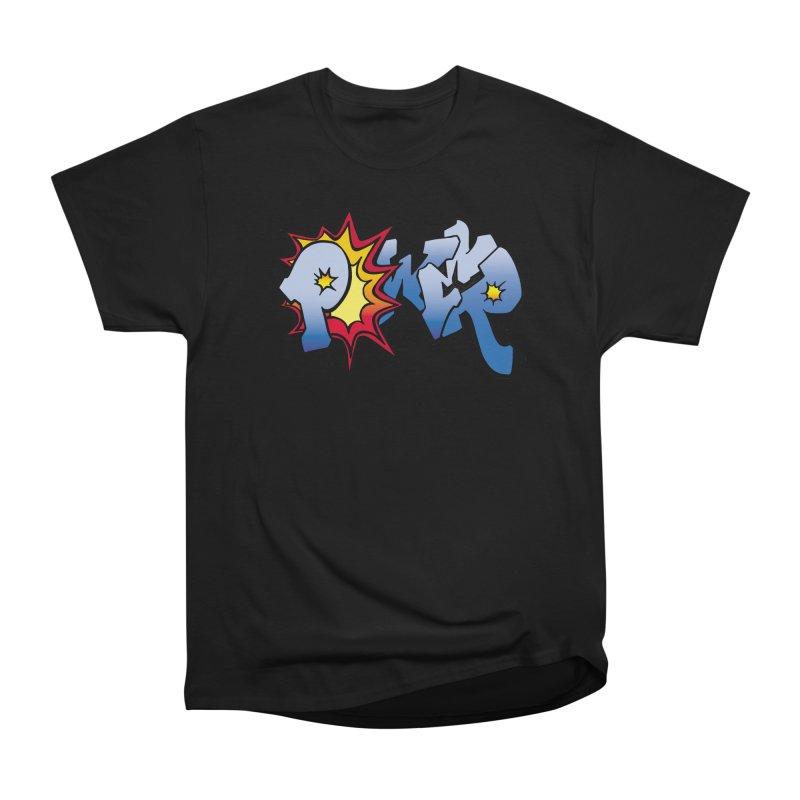 Explosive Power! Men's Heavyweight T-Shirt by Power Artist Shop