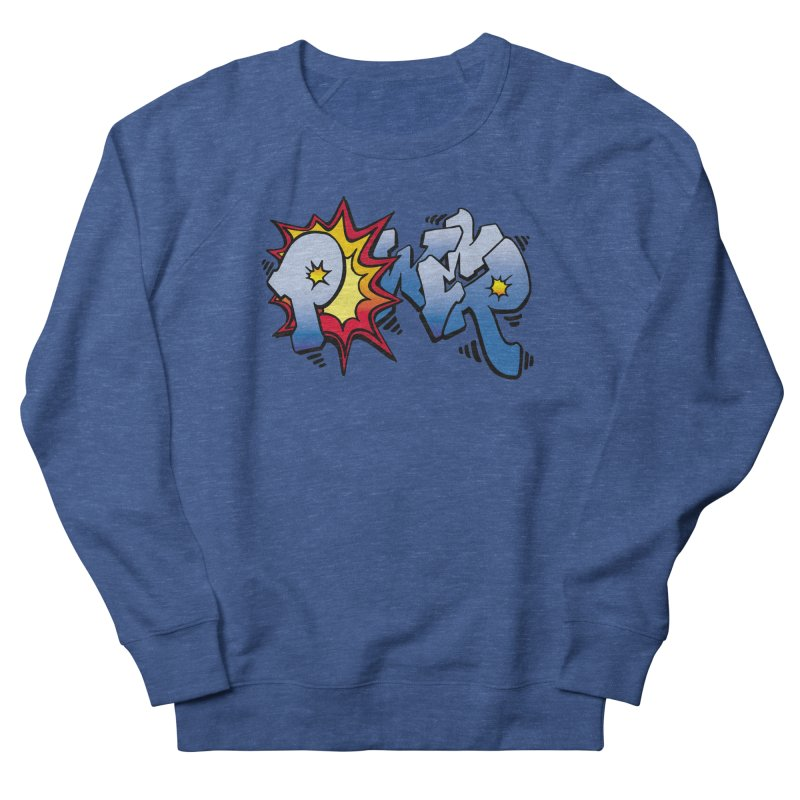 Explosive Power! Women's French Terry Sweatshirt by Power Artist Shop