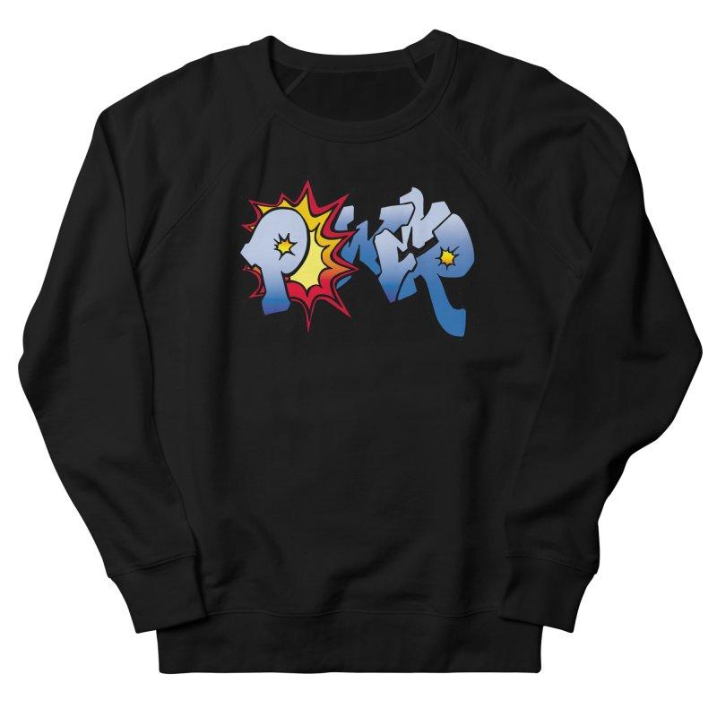 Explosive Power! Women's French Terry Sweatshirt by Power Artist Shop