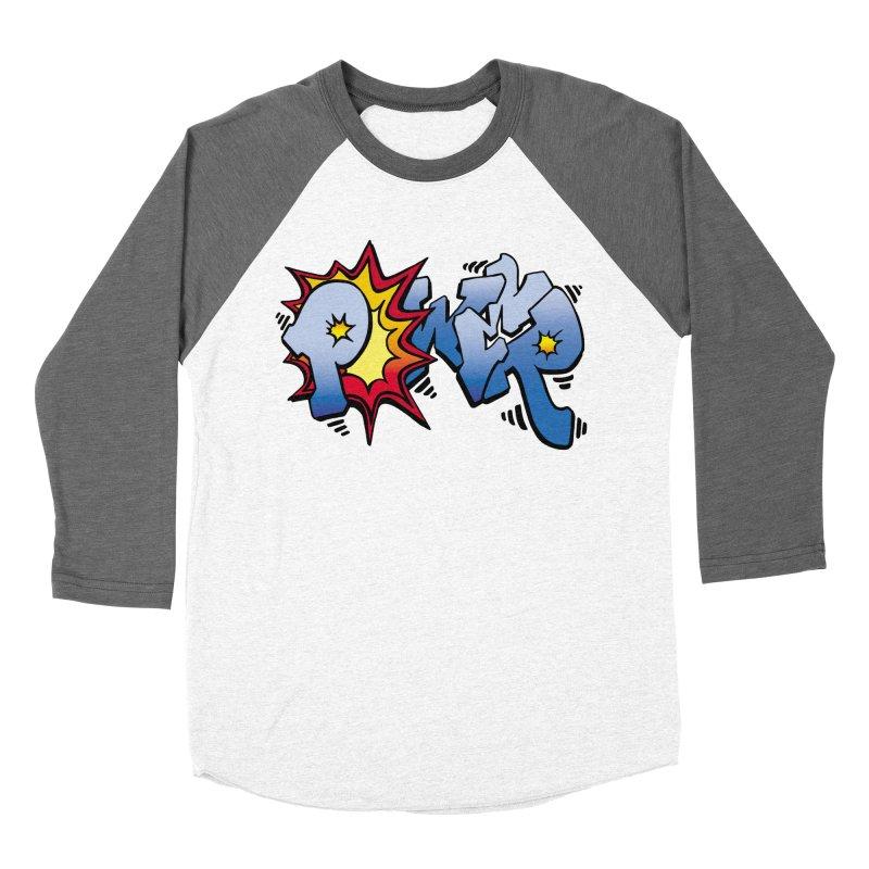 Explosive Power! Women's Longsleeve T-Shirt by Power Artist Shop