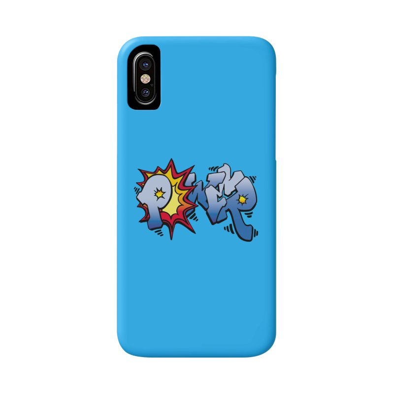 Explosive Power! Accessories Phone Case by Power Artist Shop