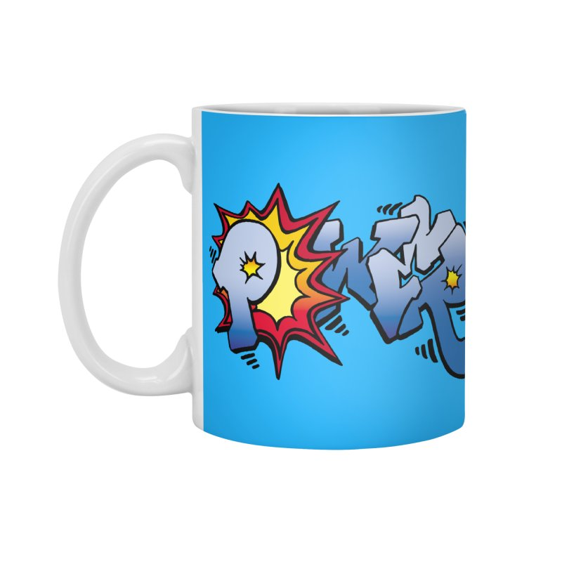 Explosive Power! Accessories Standard Mug by Power Artist Shop