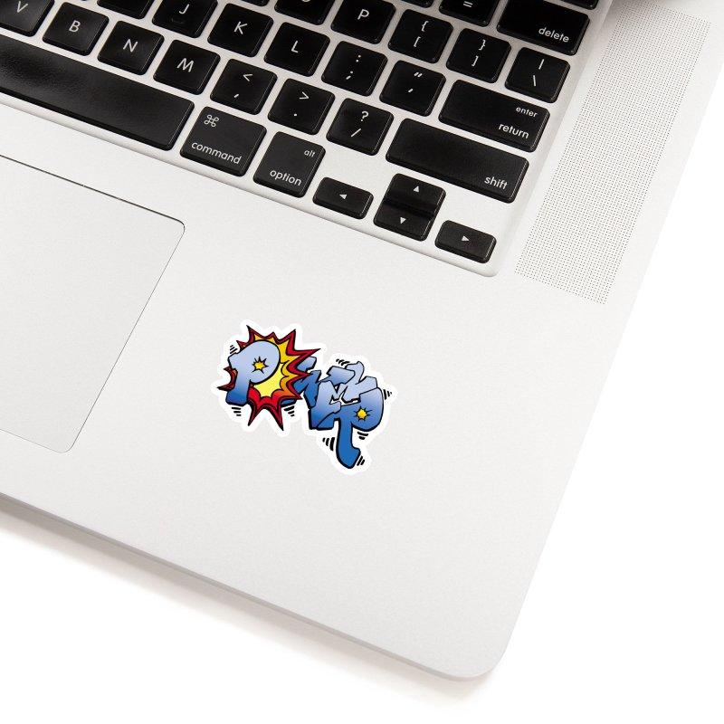 Explosive Power! Accessories Sticker by Power Artist Shop