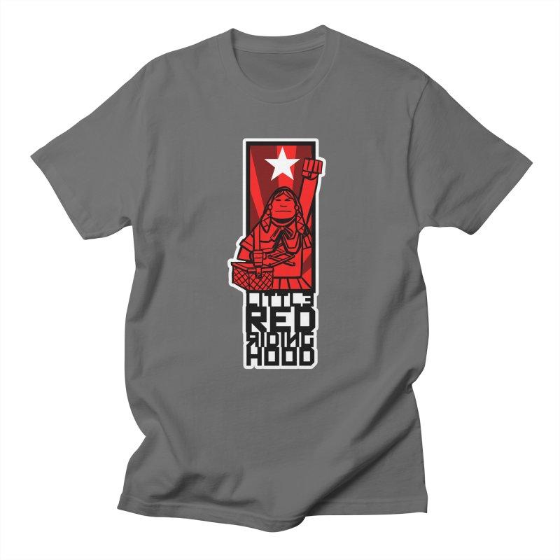 littleREDridinghood  Men's T-Shirt by Powerchord's Artist Shop