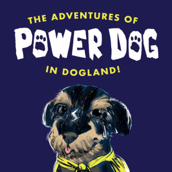 Power Dog Adventures Merch Logo