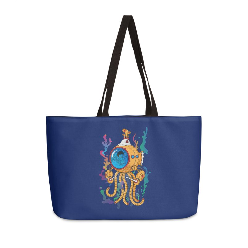 Octopus's Garden Accessories Weekender Bag Bag by Pepe Rodríguez