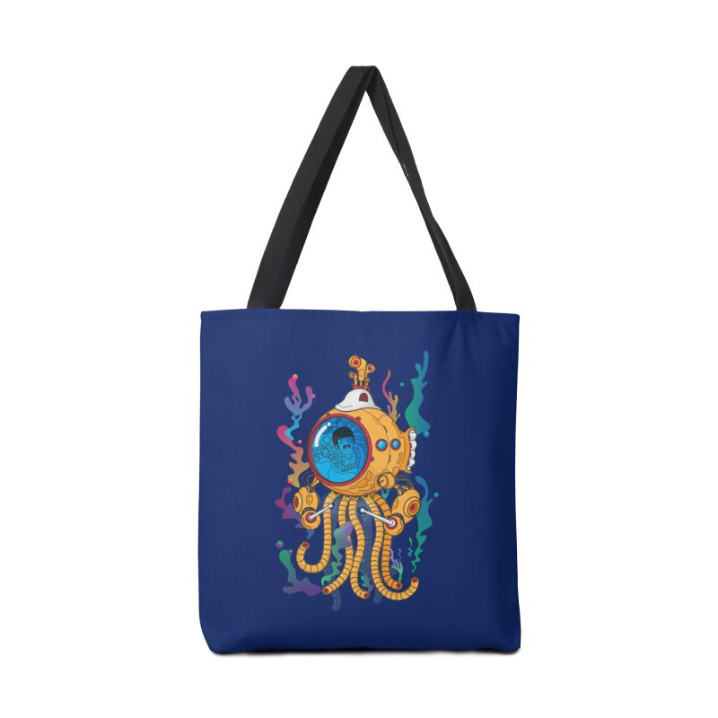 Octopus's Garden Accessories Tote Bag Bag by Pepe Rodríguez