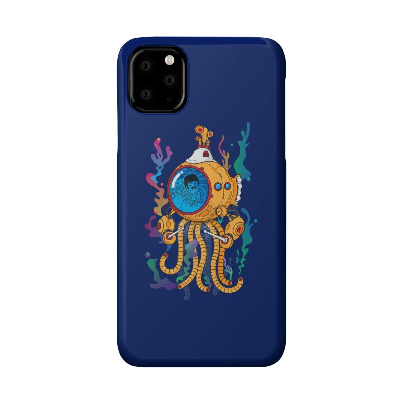 Octopus's Garden Accessories Phone Case by Pepe Rodríguez
