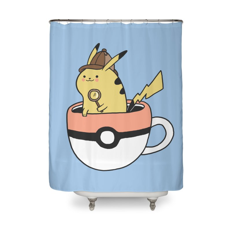 World's best dad Home Shower Curtain by Pepe Rodríguez
