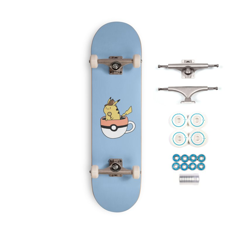 World's best dad Accessories Complete - Basic Skateboard by Pepe Rodríguez