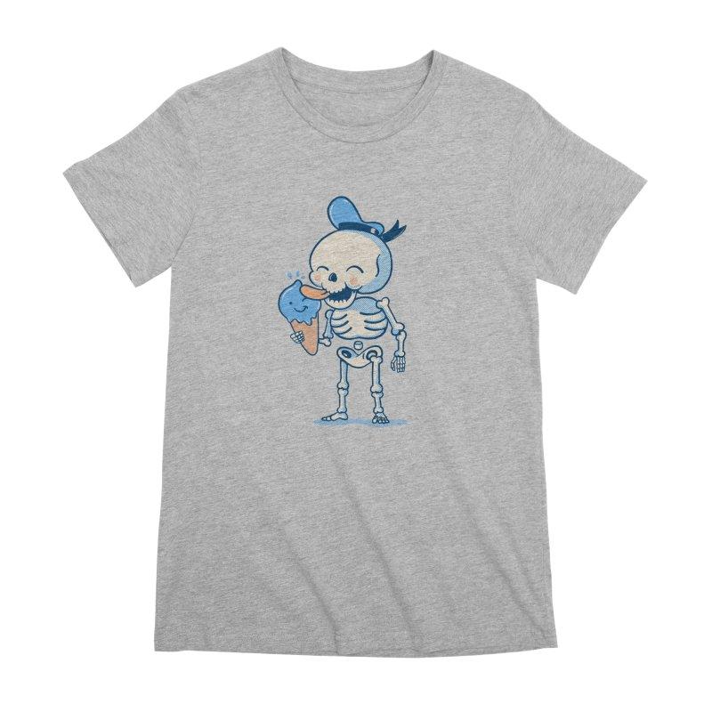 Summer Vibes Women's Premium T-Shirt by Pepe Rodríguez