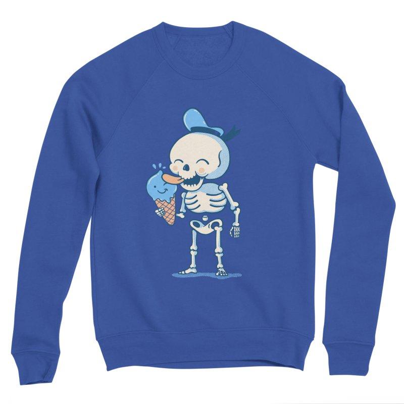 Summer Vibes Men's Sponge Fleece Sweatshirt by Pepe Rodríguez