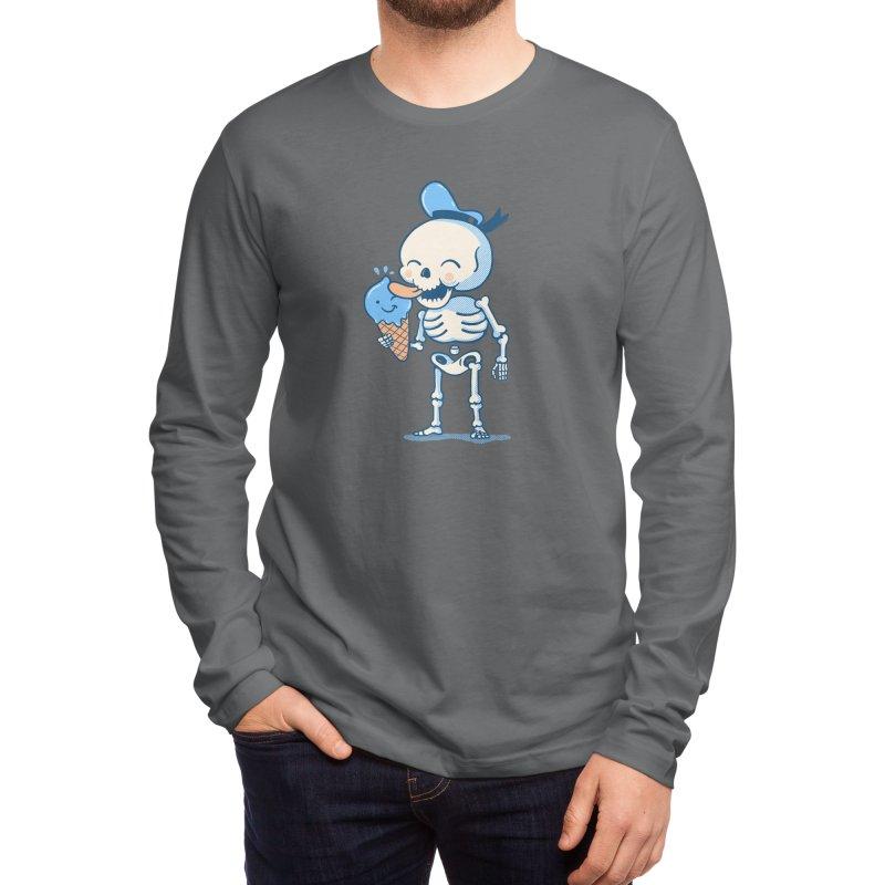Summer Vibes Men's Longsleeve T-Shirt by Pepe Rodríguez