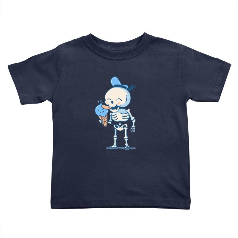 Summer Vibes Kids Toddler T-Shirt by Pepe Rodríguez