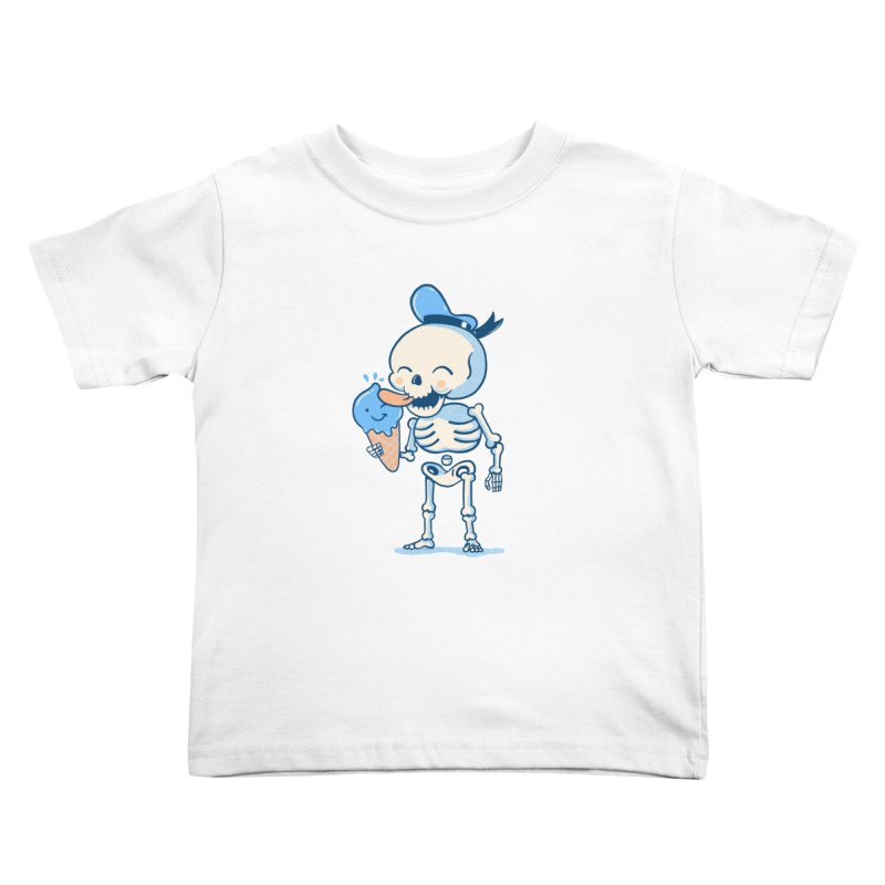 Summer Vibes Kids Toddler T-Shirt by Pepe Rodríguez