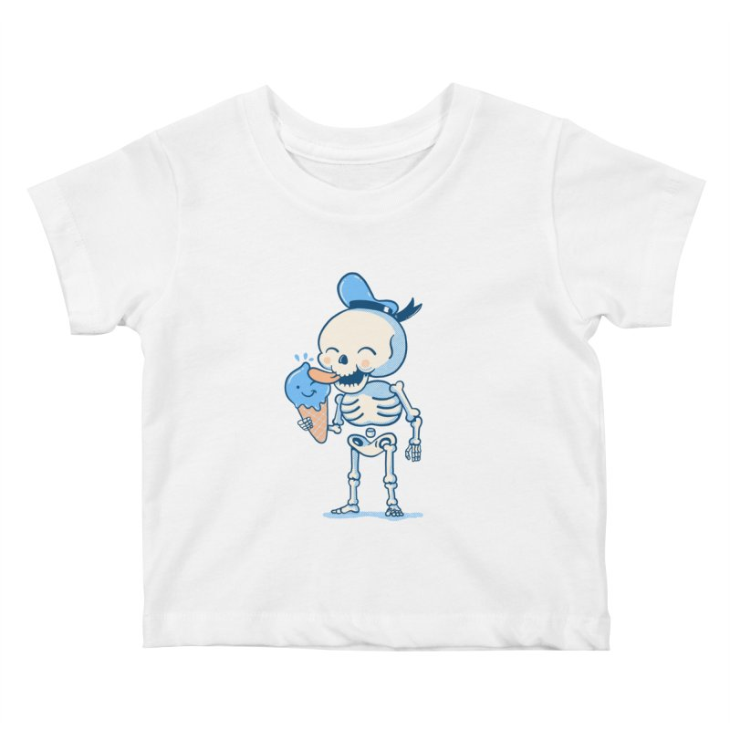 Summer Vibes Kids Baby T-Shirt by Pepe Rodríguez