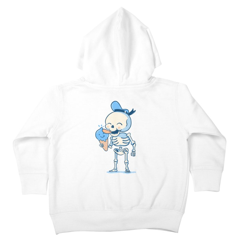 Summer Vibes Kids Toddler Zip-Up Hoody by Pepe Rodríguez