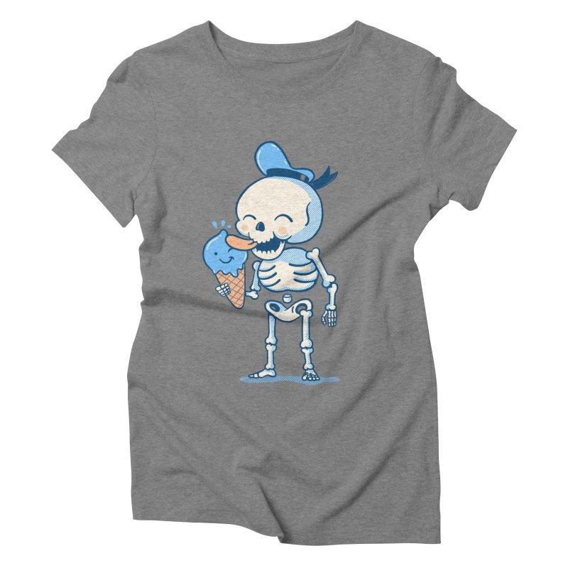 Summer Vibes Women's Triblend T-Shirt by Pepe Rodríguez