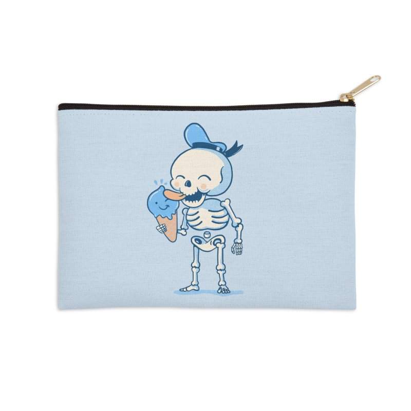 Summer Vibes Accessories Zip Pouch by Pepe Rodríguez