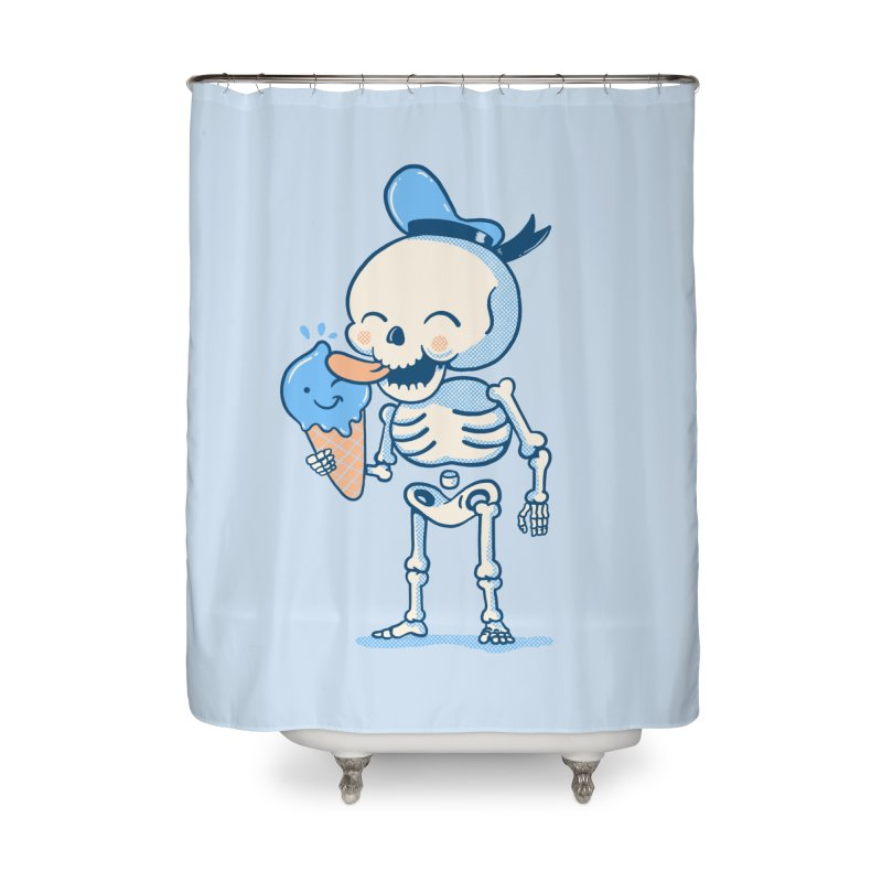 Summer Vibes Home Shower Curtain by Pepe Rodríguez