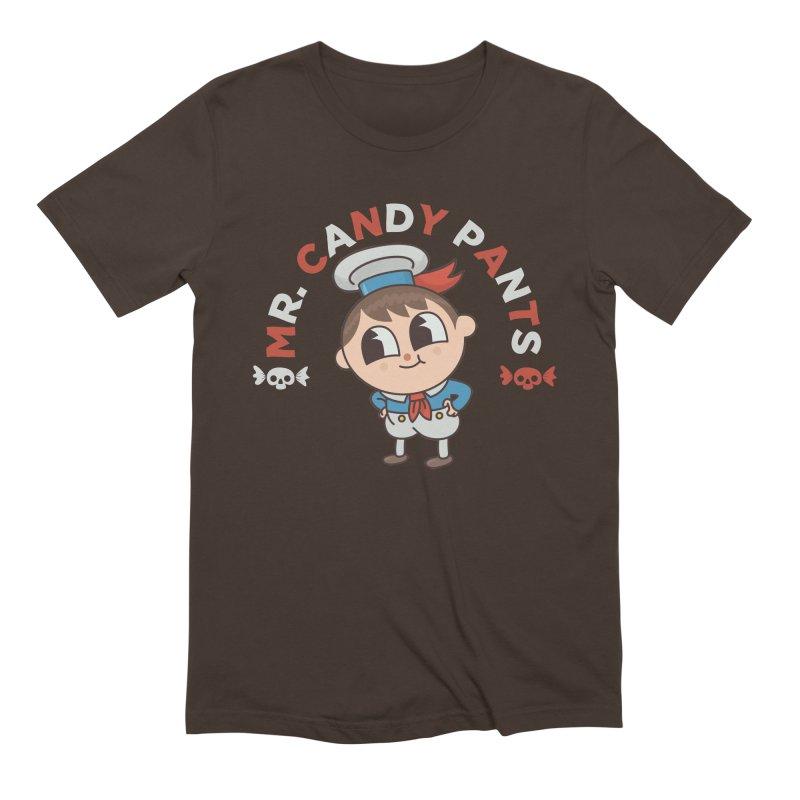 Mr Candy Pants Men's T-Shirt by Pepe Rodríguez