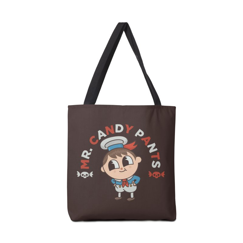 Mr Candy Pants Accessories Tote Bag Bag by Pepe Rodríguez