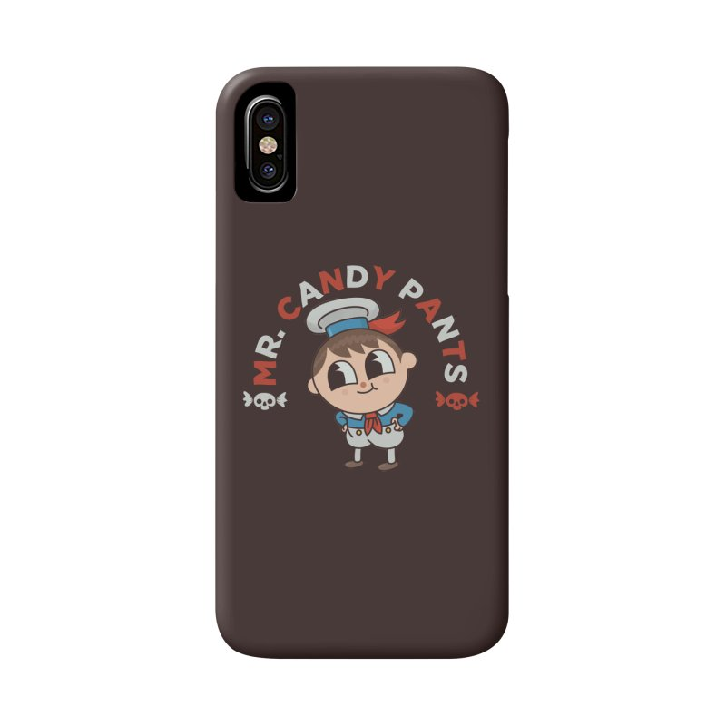 Mr Candy Pants Accessories Phone Case by Pepe Rodríguez