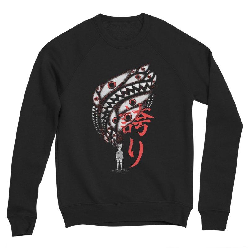 Dark Soul Men's Sponge Fleece Sweatshirt by Pepe Rodríguez