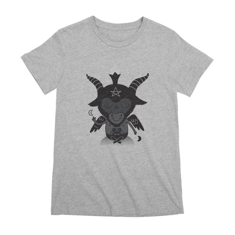 Baphy Women's Premium T-Shirt by Pepe Rodríguez