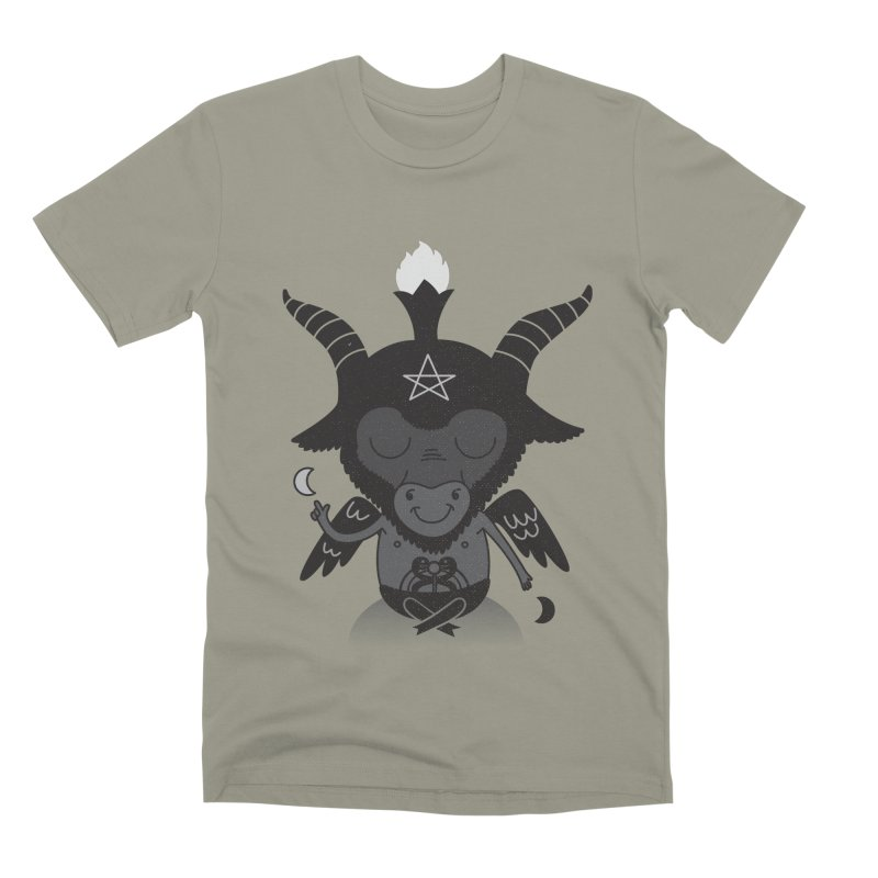 Baphy Men's Premium T-Shirt by Pepe Rodríguez