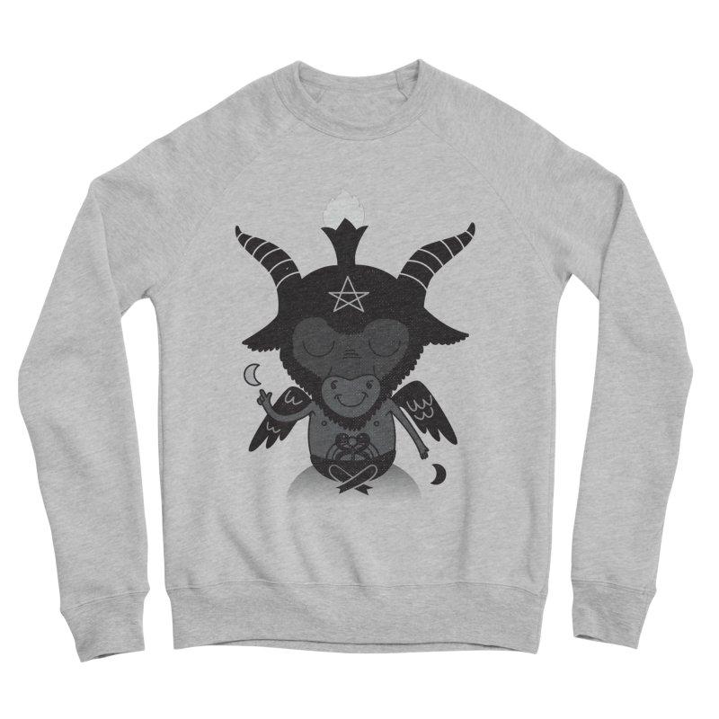 Baphy Men's Sponge Fleece Sweatshirt by Pepe Rodríguez