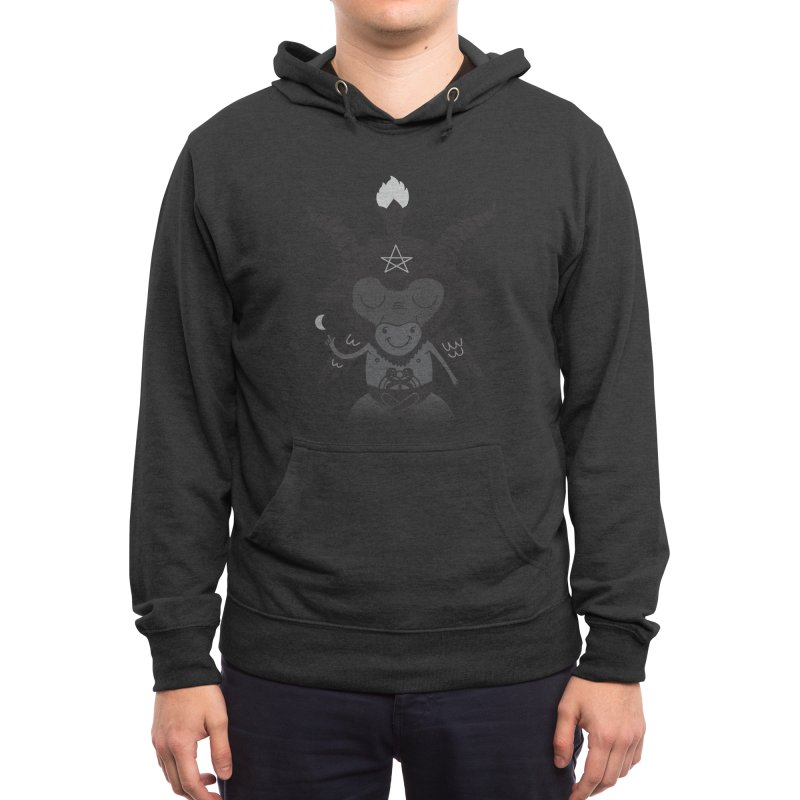 Baphy Men's Pullover Hoody by Pepe Rodríguez