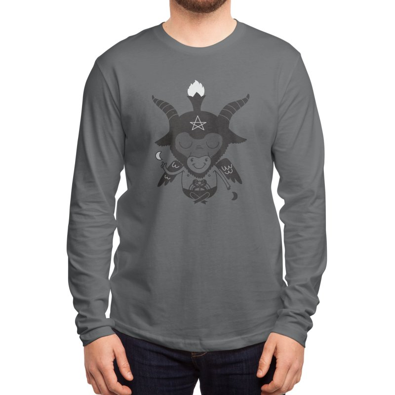 Baphy Men's Longsleeve T-Shirt by Pepe Rodríguez