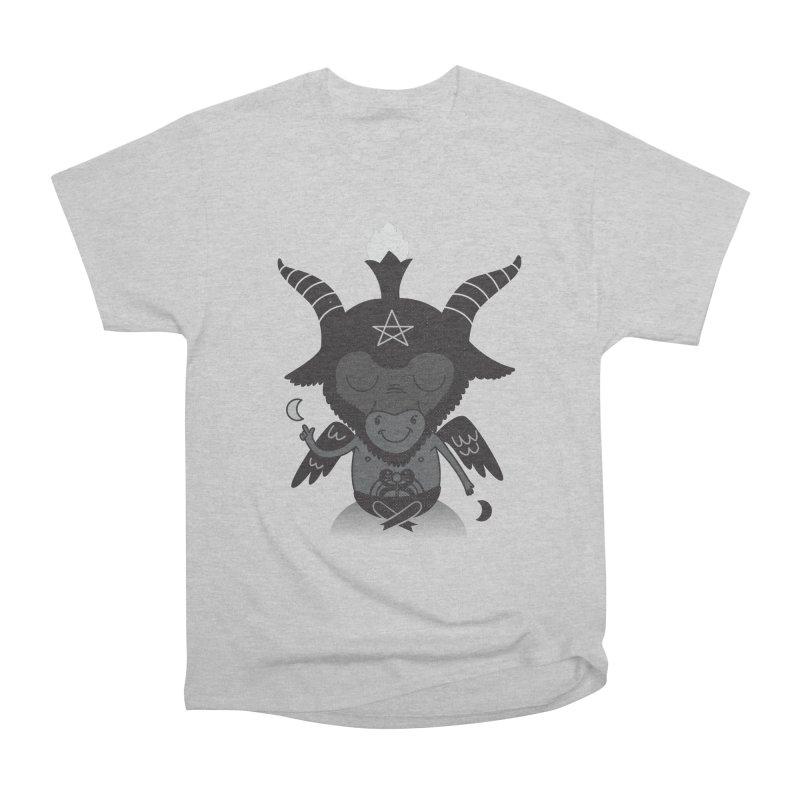 Baphy Women's Heavyweight Unisex T-Shirt by Pepe Rodríguez