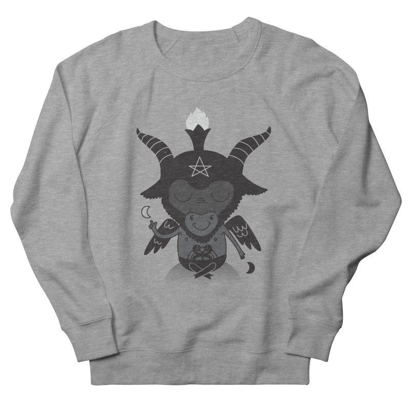 Baphy Men's French Terry Sweatshirt by Pepe Rodríguez