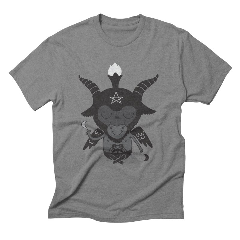 Baphy Men's Triblend T-Shirt by Pepe Rodríguez