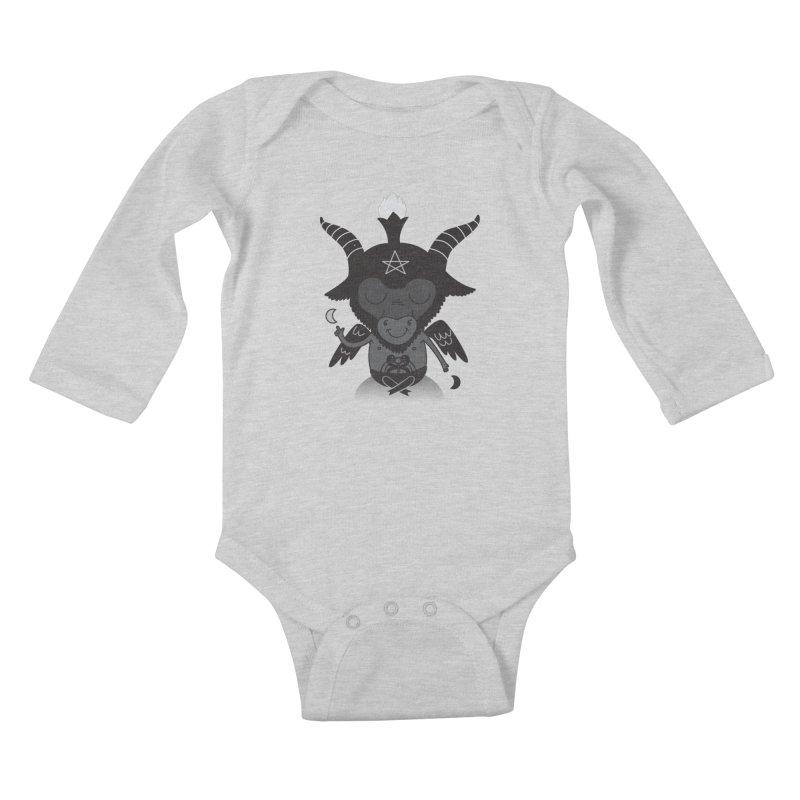 Baphy Kids Baby Longsleeve Bodysuit by Pepe Rodríguez
