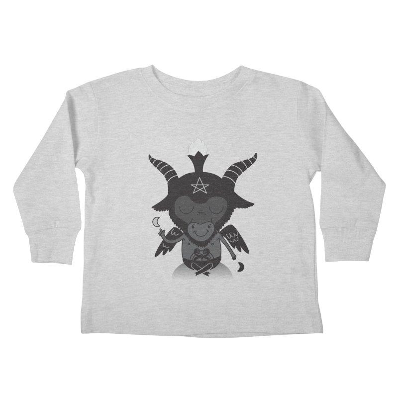 Baphy Kids Toddler Longsleeve T-Shirt by Pepe Rodríguez