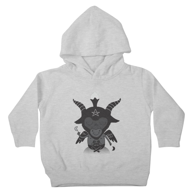 Baphy Kids Toddler Pullover Hoody by Pepe Rodríguez