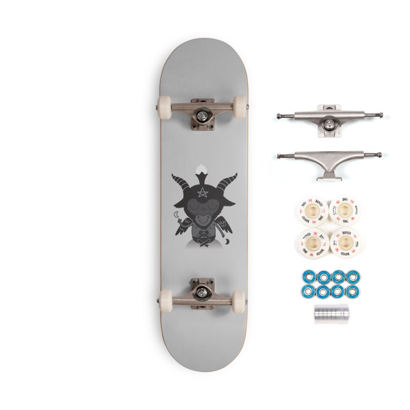 Baphy Accessories Complete - Premium Skateboard by Pepe Rodríguez