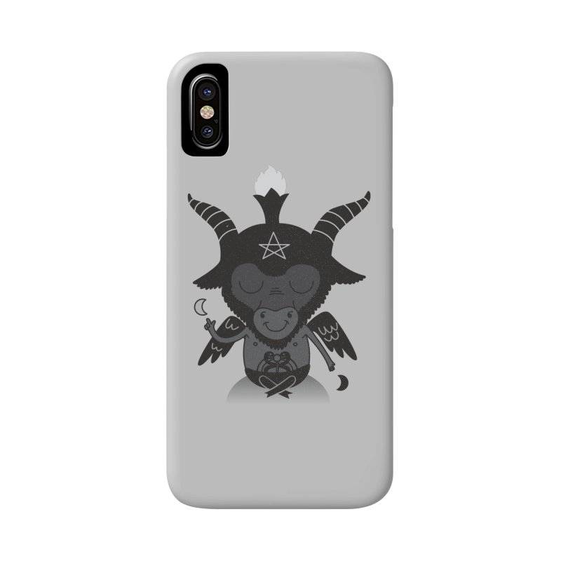 Baphy Accessories Phone Case by Pepe Rodríguez