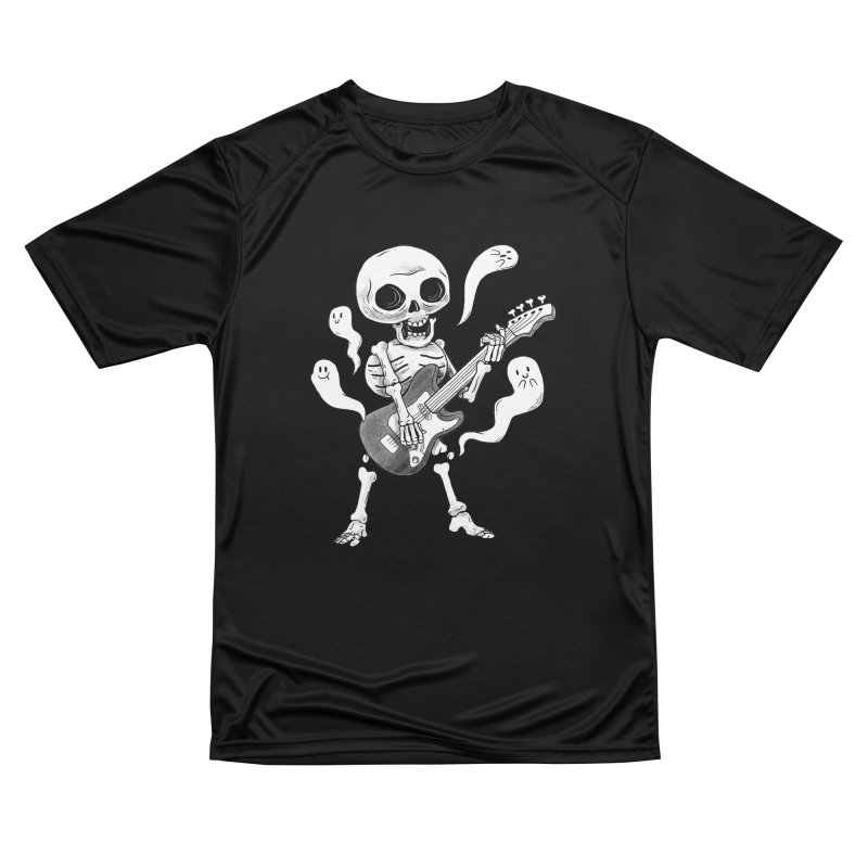 dead rock Men's Performance T-Shirt by Pepe Rodríguez