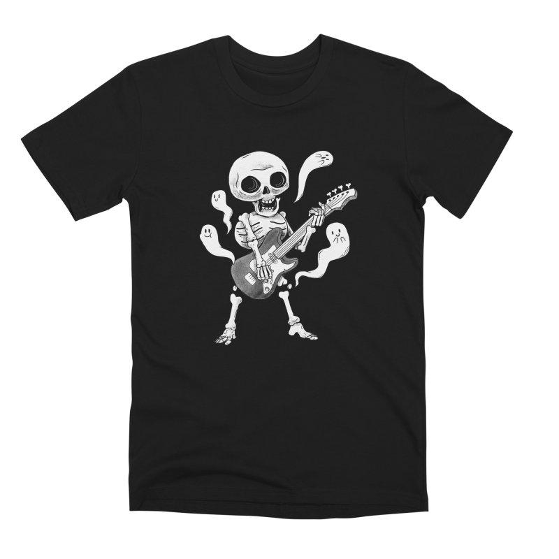 dead rock Men's Premium T-Shirt by Pepe Rodríguez